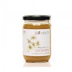 Miel de fleurs coriandre 250g
