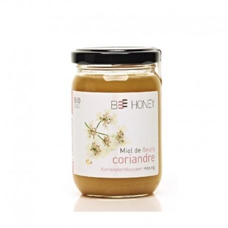 Korianderbloesem honing 250g,Honing en Natuurlijke zoetstoffen