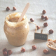 Hazelnoten en honing crème 250g,Smeerpasta