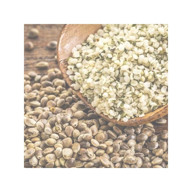 how to eat shelled hemp seeds