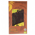 Dark Chocolate with Thyme and Pepper (organic) 70g