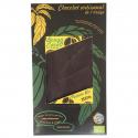 Bouga Cacao - Chocolat noir 100% nature Bio 70g