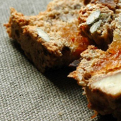 Kit pain aux fruits secs,Kit recette