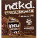 Nakd - Barres Crunch Cacao 4x30g