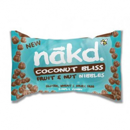 Nakd Balls Noix de coco 40g, NAKD, Barres