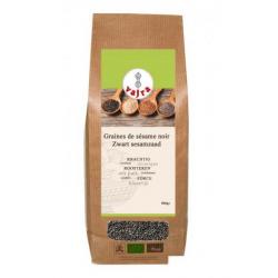 Graines de sésame noir 300g, VAJRA, Graines