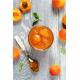 Marmelade mit Aprikosen (zuckerfrei) 330g