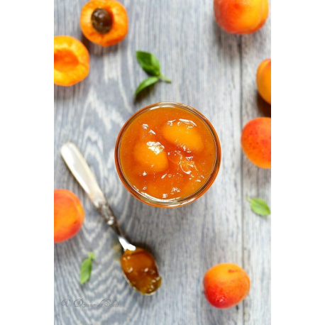 Apricot jam (sugar free) 330g