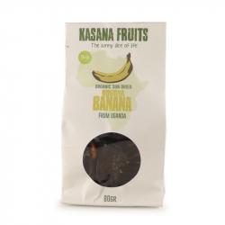 Kasana Bananes Bogoya séchées 80g, Kasana, Fruits secs et noix