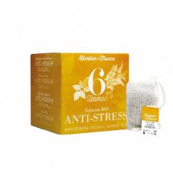 Infusion anti-stress 1x15 sachets, HERBIER DE FRANCE, Thés et