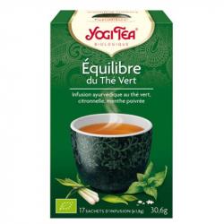 Evenwicht groene thee 1x 17 zakjes,Thee en kruidenthee
