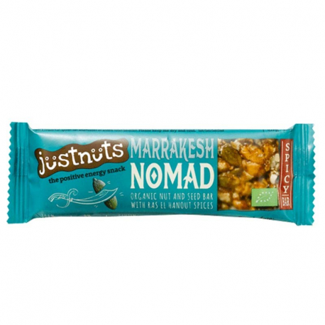 Just Nuts Barre Marrakech Nomad