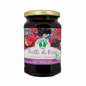 Sugar Free Fruits Of The Forest Jam Organic 330g