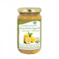 Confiture de citron (sans sucre) 220g, PROBIOS, Confitures