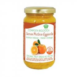 Marmelade mit Orange (ohne zucker) 220g