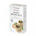 Clearspring - Riz complet pour sushis 500g
