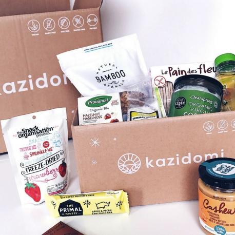 Box Best of Kazidomi