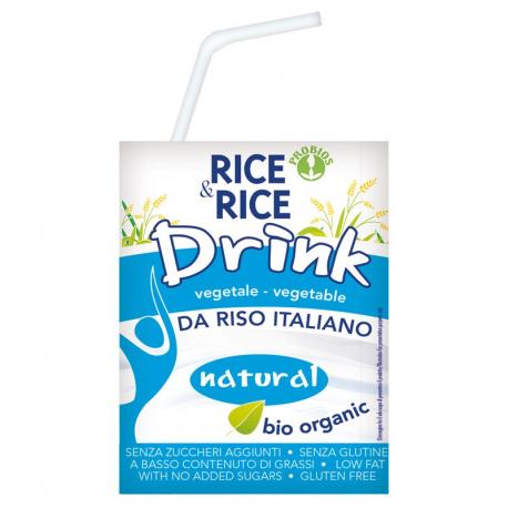 Rijstdrank naturel 200ml,Plantaardige dranken