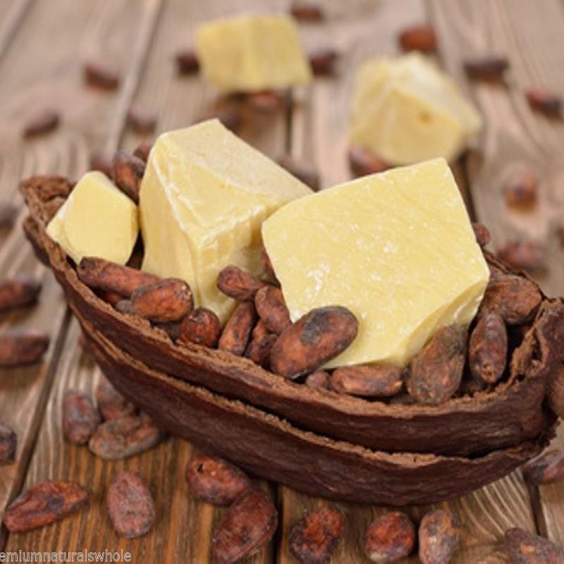 Acheter Beurre de cacao Cru et Biologique