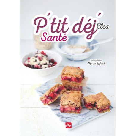 P'tit déj' santé, Edition LaPlage, Livres