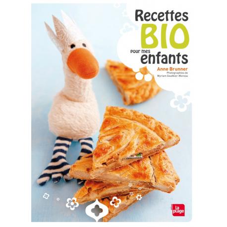 Recettes bio pour mes enfants, Edition LaPlage, Livres