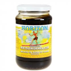 Mélasse de sucre de canne bio 450g, Horizon, Miels et sucrants