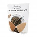 Whole Grain Rice & Wild Rice Organic 250g