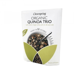 Trio de quinoa 250g, CLEARSPRING, Céréales