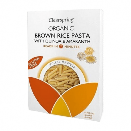 Rijst, quinoa en amarant penne 250g,Rijst