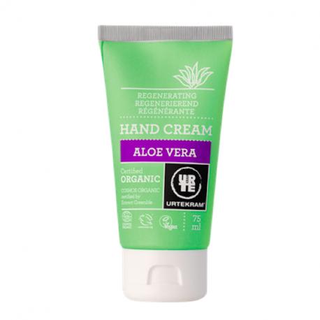 Crème mains aloe vera 75 ml, Urtekram, Corps
