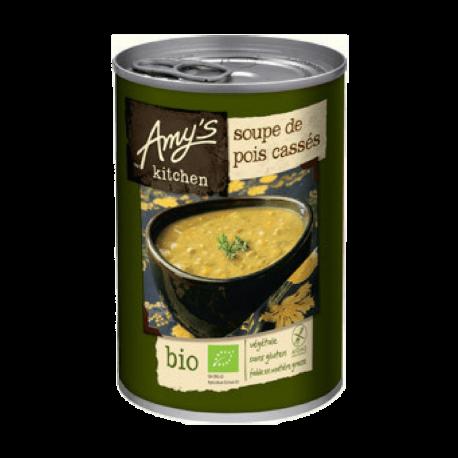 Amys Suppe Spalterbsen (bio und glutenfrei) 400g