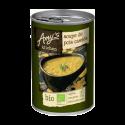 Amy's - Soupe de pois cassés (bio et sans gluten) 400g