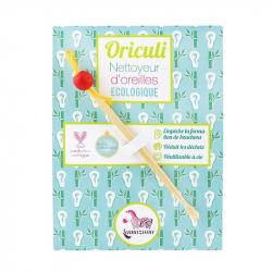 Oriculi: cure-oreilles en bambou,Hygiene accessories