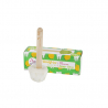 Dentifrice solide sauge-citron, Lamazuna, Soins dentaires