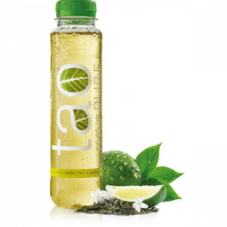 Tao Pure infusion : Thé vert, citron et Jasmin 33cl