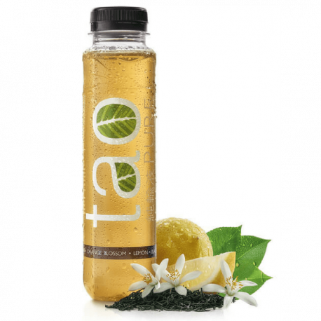 Tao Pure Infusion: Zwarte thee, citroen en oranjebloesem