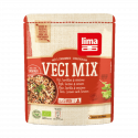 Lima -  Vegi mix Riz, lentilles et sésame 250g