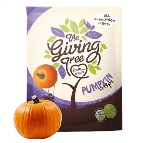 Pumpkin Crisps 30g, TheGivingTrees, Snacks et crackers
