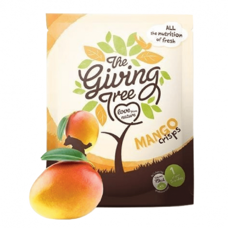 Mango Crisps 18g, TheGivingTrees, Biscuits et confiseries