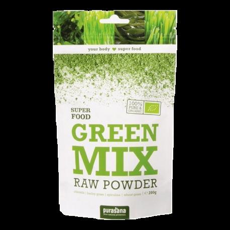 Purasana Green Mix 200g (remplace Marma Green Mix), Purasana,