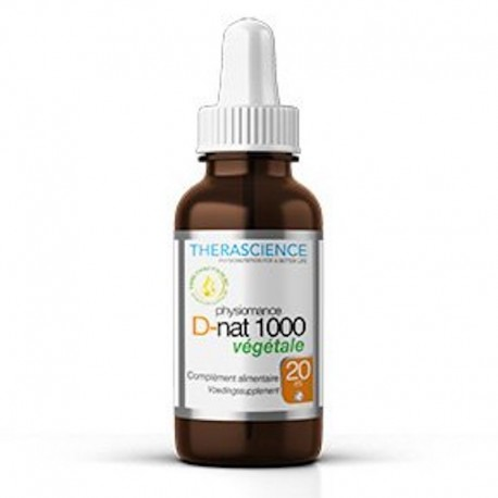 D-nat 1000 (20ml), Therascience, Compléments alimentaires