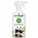 Attitude - Nettoyant naturel multi-surface zeste de citron 800ml