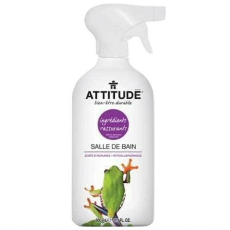 Nettoyant naturel salle de bain Zeste d'agrumes 800ml