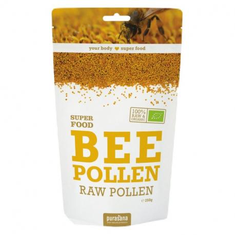 Poudre de pollen d'abeilles bio 250g