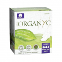 Organyc - Sanitary Napkins 'Night' Super+ 10x
