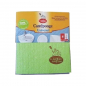 Ecological cellulose square sponges 4 pieces