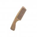 Martin Groetsch - Haarborstel met houten handvat
