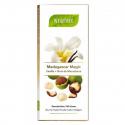 Newtree - Chocolate tablet vanilla & macadamia nut 72% (80g) Bio