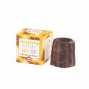 Solid Chocolade Shampoo Normaal Haar Bio 55g