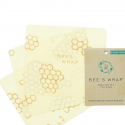 Bee's Wrap - Voedselverpakking 3-pack Small 18x20cm